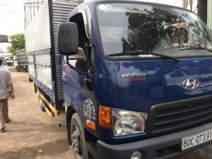 Hyundai hd65 2t5 tổng tải dưới 5t thùng mui bạt