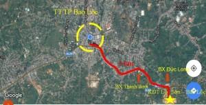 Mở bán 100 nền đất đầu tiên Đô Thị Bảo Lộc Capital chỉ 4,8tr/m2