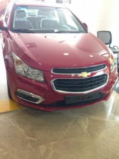 Chevrolet Cruze LT 2017 Chỉ 8 triệu/tháng có...