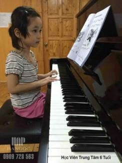 Trung tâm Hà Ngọc Chiêu sinh các lớp nhạc:...
