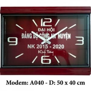 In đồng hồ quảng cáo tại Đà Nẵng