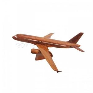 Mô Hình Máy Bay Gỗ Airbus A320