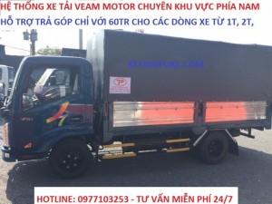 Xe Tải Veam 1t/ Xe tải 1t Vt100/ Xe Tải huyndai 1T/ Xe Tải Veam Giá Tốt Tại TPHCM
