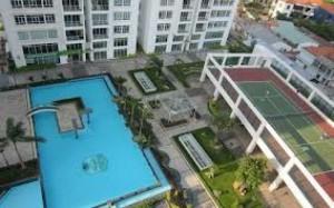 Cho thuê căn hộ Hoàng Anh River View Q2, 157m2 4PN fullNT-17tr/tháng