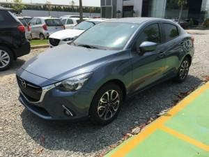 Mazda 2  2017 giá tốt. cam kết giá rẻ nhất Vĩnh Phúc, hỗ trợ trả góp. LH :