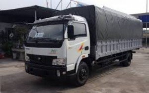Giá trả góp xe tải Veam VT500 4.99Tấn trả góp...