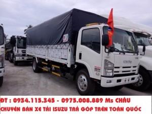 xe tai isuzu 8.2 tấn Vĩnh Phát