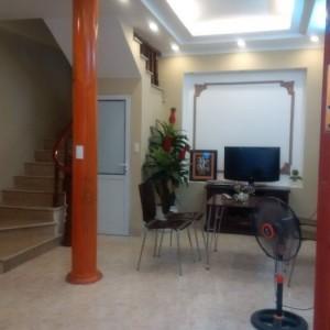Bán nhà 60m2 x 4 tầng siêu đẹp, giá 2,58 tỷ ngõ 225 Nguyễn Đức Cảnh, Hoàng Mai 3 mặt thoáng.