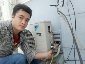 Vệ sinh máy lạnh uy tín chất lượng