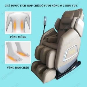 Ghế massage cao cấp Shika SK-8908 thợ mát xa điêu luyện