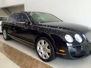 Bán Bentley Continental Flying Spur sản xuất 2008