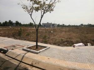 Ngân hàng ACB phát mãi đất chợ Hòa Long, đất chính chủ, SHR.