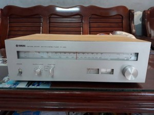 Tuner yamaha am/fm ct-400 (made in japan).