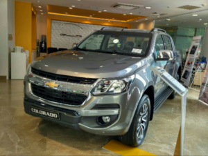 Bán tải Chevrolet Colorado High Country giảm...