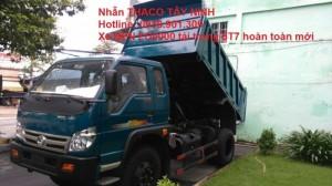 Mua xe ben tây ninh, long an,giá xe ben Forland 5t 6t 8t 9t, Mua xe Ben 6 tấn 4.9khối Thaco bền bỉ, giá rẽ nhất Tây Ninh,Long An