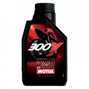 Motul 300v factory line 10w40
