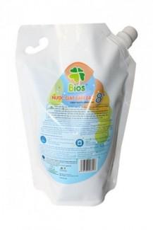 Bộ 03 túi Nước Giặt BIOS đậm đặc 8+ hương Pureness Incense 900g