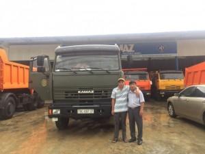 Chất lượng, uy tính trong từng sản phẩm Kamaz đến khách hàng tại Tây Ninh.