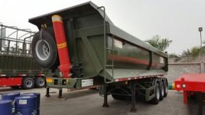 Chuyên cung cấp rơ mooc CIMC –  28.6 tấn , 23.5 m3 giao hàng toàn quốc