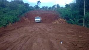 Bán đất mặt tiền tỉnh lộ 681, ngay ranh giới đăkrlấp và tuy đức, đăk nông