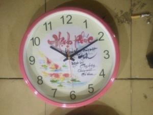 Nhận làm đồng hồ quảng cáo