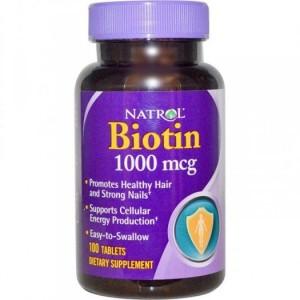 Biotin Mọc Tóc của Mỹ