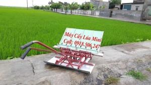 Cơ sơ sản xuất Máy cấy Lúa Mini