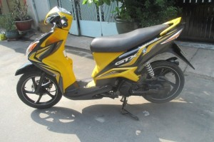 Yamaha Luvias 125cc , còn mới 99.99%, ngay chủ
