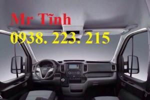 Xe 16 chỗ hyundai h350 thaco nhập 3 cục ; xe khách 16 chỗ thaco nhập hyundai solati h350