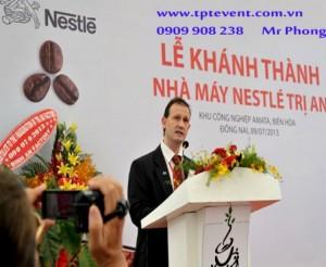 Chuyên tở chức sự kiện chuyên nghiệp lễ khánh thành trọn gói TPHCM