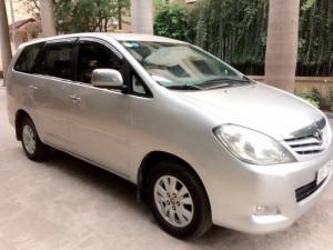 Bán Toyota INNOVA G Xịn đời 2009, màu bạc, chính chủ. 388tr.