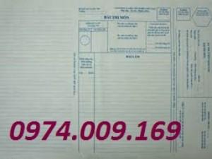 Văn phòng phẩm Minh Tâm: bán giấy thi, hồ sơ công chức...