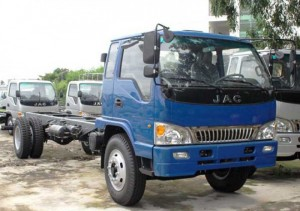Xe tải JAC chassis 9T1