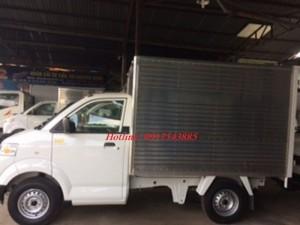 Đại lý bán xe tải Suzuki trả góp lãi suất ưu...