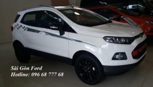 Khuyến mãi Ford Ecosport Black Edition nhiều...