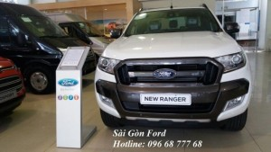 Khuyến mãi Ford Ranger Wildtrak 3.2L, trả...