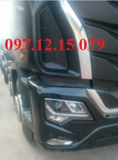 Bán xe tải 5 chân k5 tại điện biên, bán xe tải  2 dí 2 cầu đầu cao