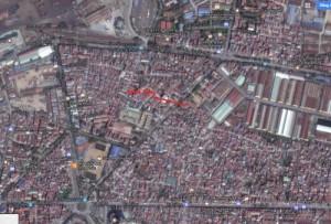 Bán nhà mặt đường Lê Lai, gần trường Lạc Viên, DTMB 132, r = 6.5m, vỉa hè rộng 5m