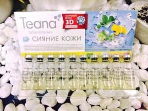 Serum tươi Teana C1 trẻ hóa làn da