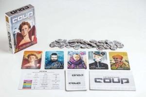 Coup - Board Game Đà Nẵng