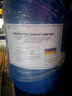 Iodine- diệt khuẩn - công ty tnhh xnk agrivina