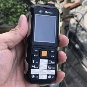 Điện thoại S-Mobile Idol 2 Sim Kiêm Pin Dự Phòng, Hỗ Trợ Thẻ Nhớ - MSN181173