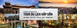 Đà Nẵng - Hội An - Huế - Phong Nha