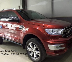 Ford Everest Trend 4x2 2017 - Xe nhập Thái