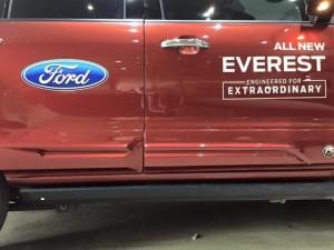 Ford Everest Trend 4x2 2018 Xe nhập Thái