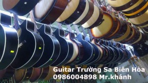 Nhạc cụ trường sa biên hòa cung cấp đàn guitar giá rẻ chất lương
