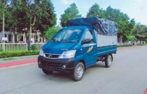 Bán xe tải nhỏ 990KG, động cơ SUZUKI, xe có máy lạnh, tiện nghi đầy đủ.