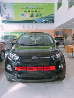 Ford EcoSport Titanium mới, đủ màu giao xe...