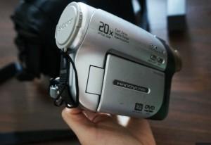 LCD mặt hông camera