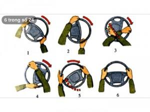 Học bằng lái xe B1 số tự động B2 số sàn bổ túc tay lái